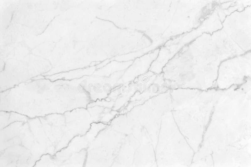 Textura de mármore branca no teste padrão natural, assoalho de pedra branco fotos de stock royalty free