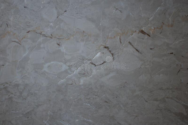 A textura de mármore cinzenta disparada completamente com o branco sutil que veia o teste padrão natural para o contexto ou o fun foto de stock royalty free