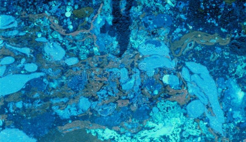 Textura de mármore de papel cósmica foto de stock