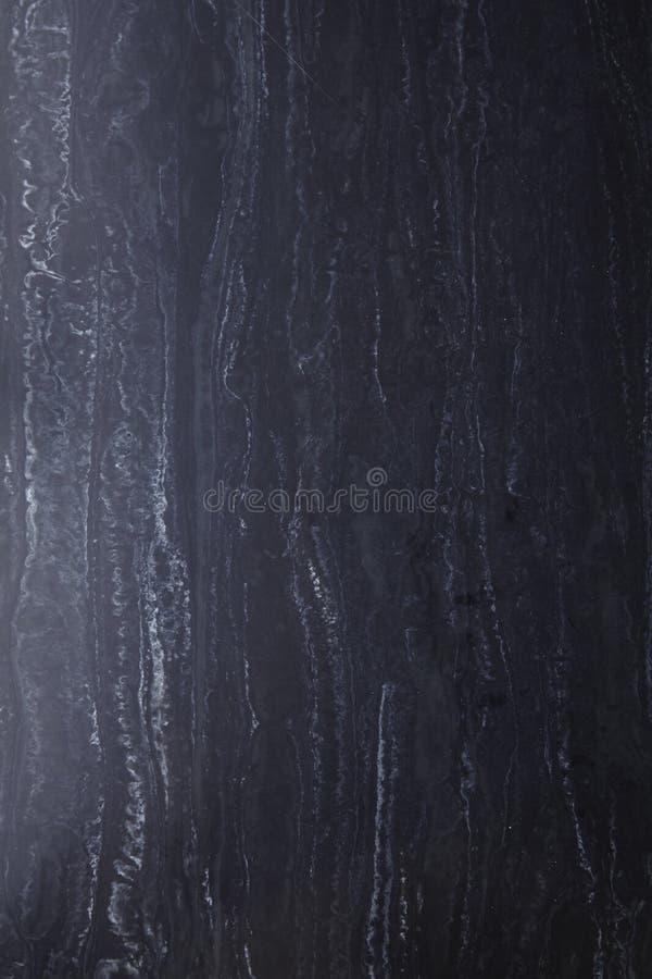 Textura de mármore preta foto de stock royalty free