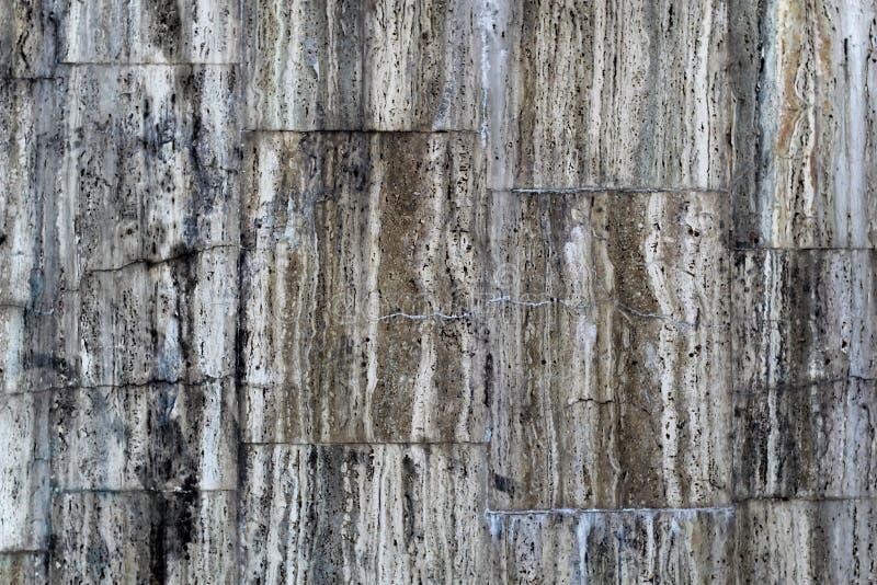 Textura de mármore velha para o fundo imagem de stock