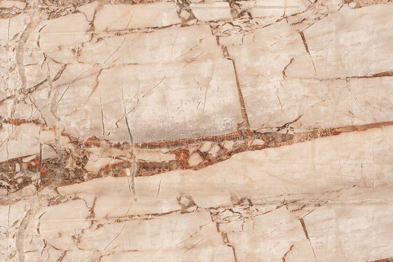 Textura de mármore vermelha, estrutura detalhada do mármore imagens de stock