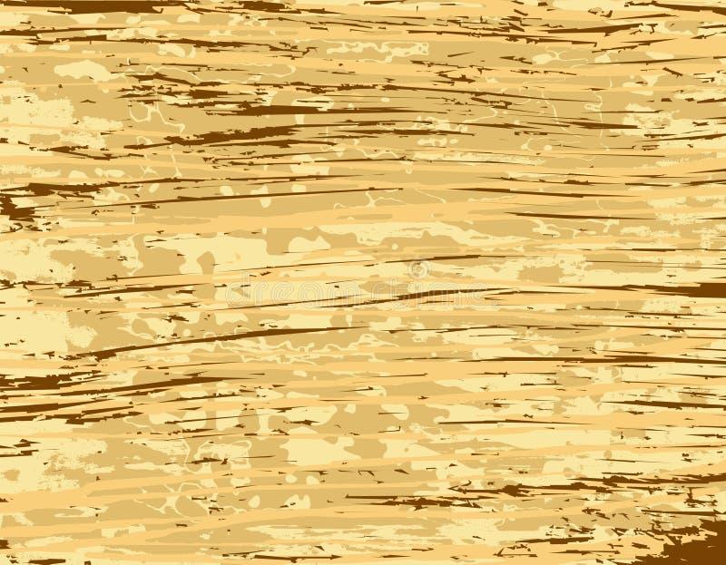 Textura de madeira ilustração do vetor