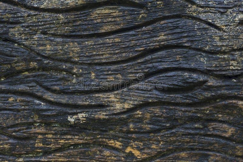Textura de madeira abstrata do fundo da parede fotos de stock royalty free
