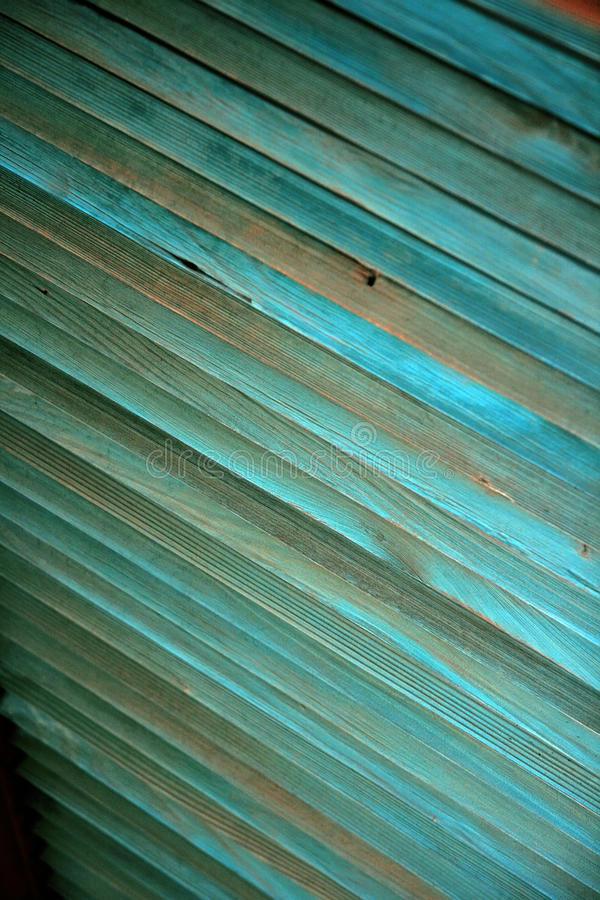 Textura de madeira azul fotografia de stock royalty free