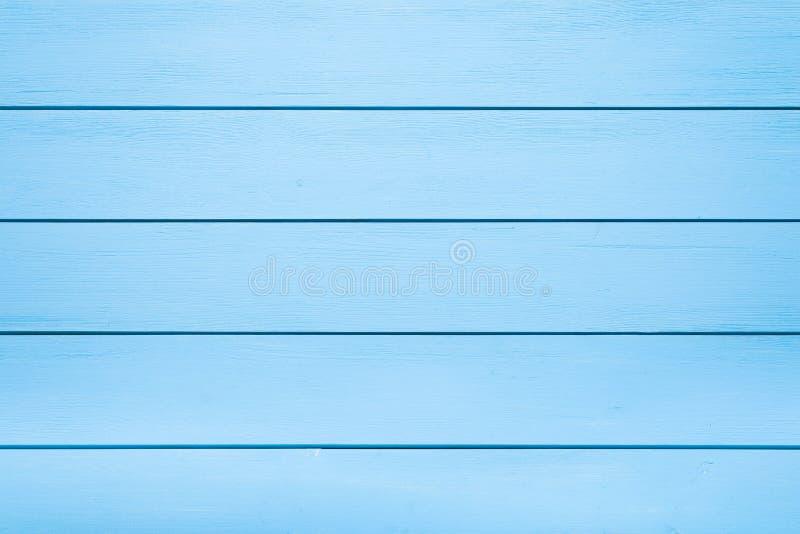 Textura de madeira azul da tabela imagens de stock royalty free