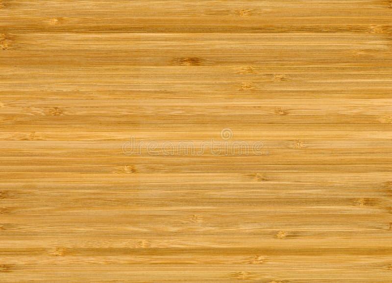 Textura de madeira de bambu fotografia de stock royalty free