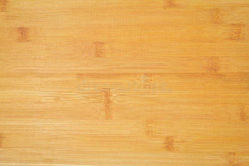 Textura de madeira de bambu de Brown foto de stock royalty free