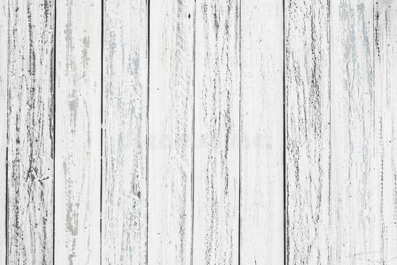 Textura de madeira branca com fundo natural dos testes padrões foto de stock royalty free