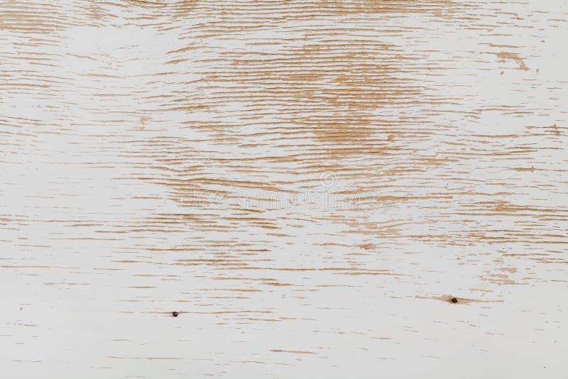 Textura de madeira branca, fundo de madeira imagens de stock