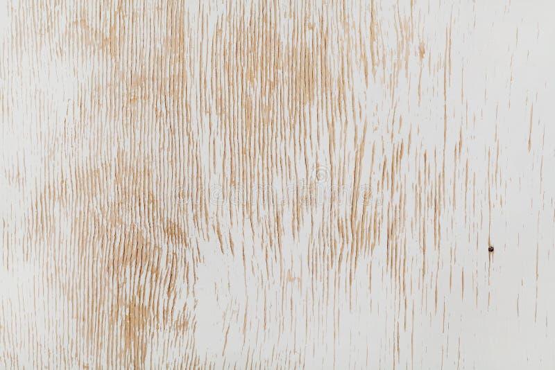 Textura de madeira branca, fundo de madeira fotos de stock royalty free