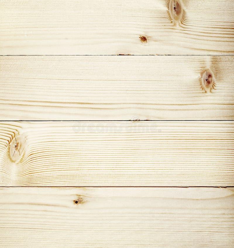 Textura de madeira clara das pranchas fotografia de stock
