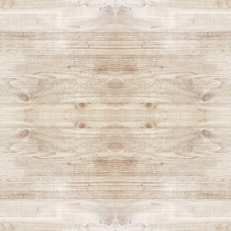 Textura de madeira clara sem costura imagens de stock royalty free