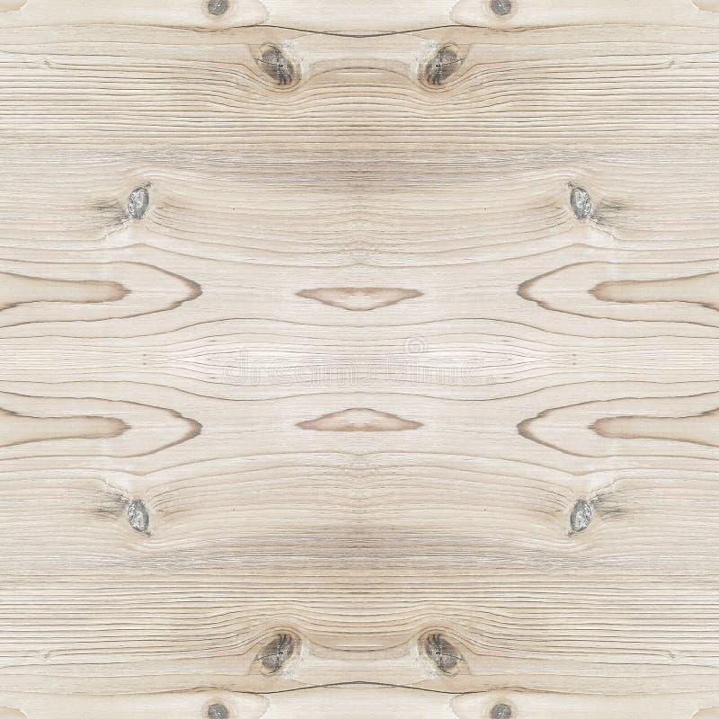Textura de madeira clara sem costura foto de stock