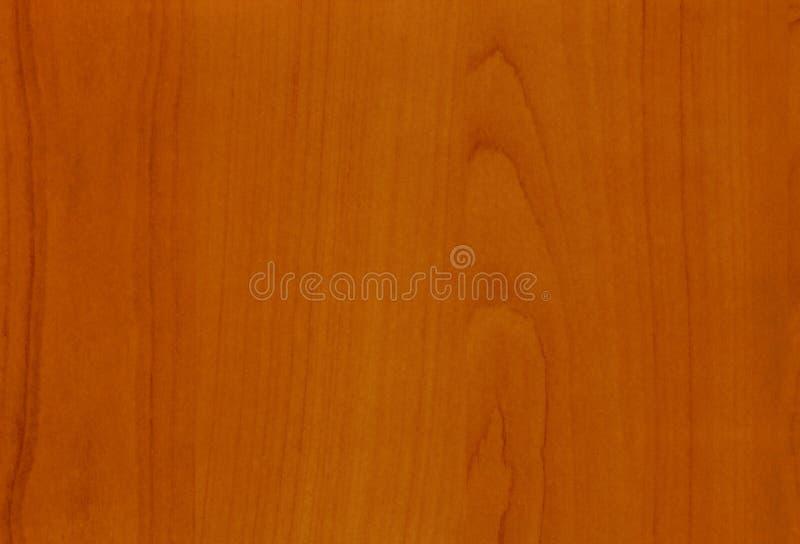 Textura de madeira da cereja do Close-up fotos de stock royalty free