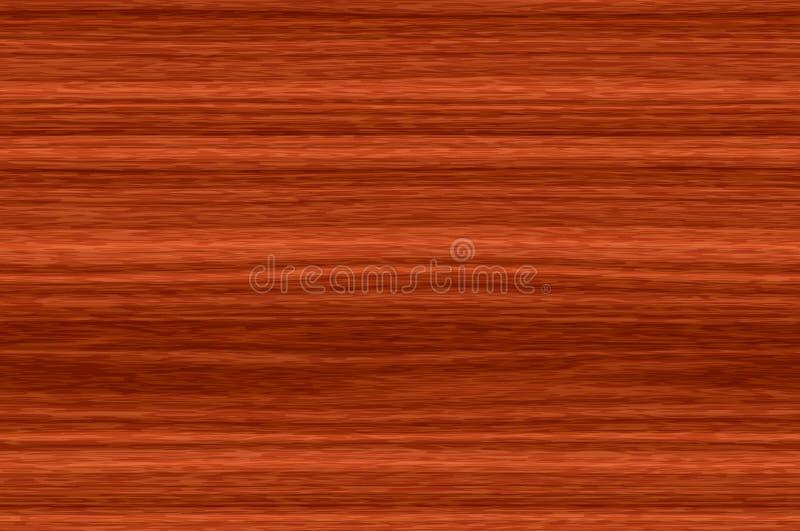 Textura de madeira da madeira da grão ilustração do vetor