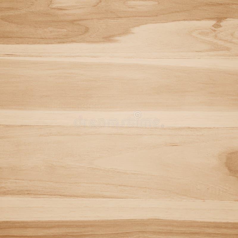 Textura de madeira da teca de Brown, vista superior imagem de stock royalty free