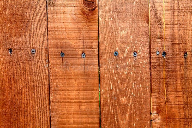 Textura de madeira das pranchas imagem de stock