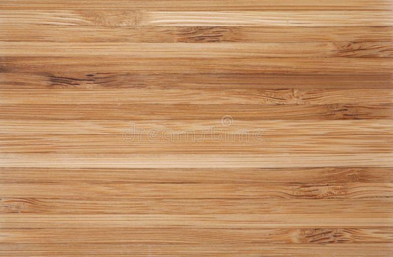 Textura de madeira de bambu do fundo fotos de stock royalty free
