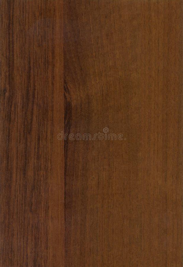 Textura de madeira de Noche Ehkko da noz imagens de stock