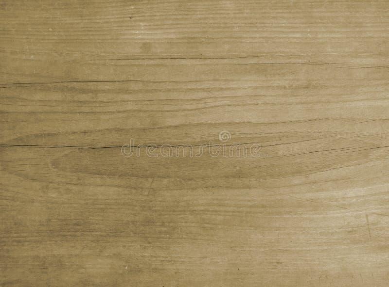 Textura de madeira do fundo do assoalho do vintage cor protegida fotos de stock royalty free