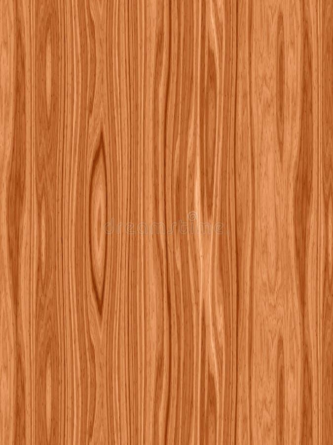 Textura de madeira do fundo da grão ilustração royalty free