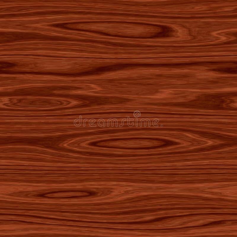 Textura de madeira do fundo da grão ilustração stock