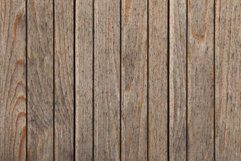 Textura de madeira do fundo do painel - (Fundo do assoalho ou da parede) foto de stock royalty free