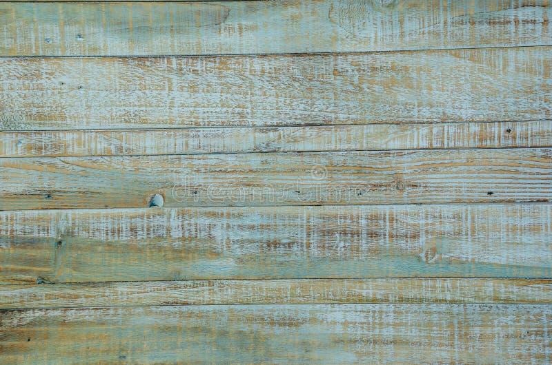 Textura de madeira do fundo do vintage connosco e furos de prego fotografia de stock