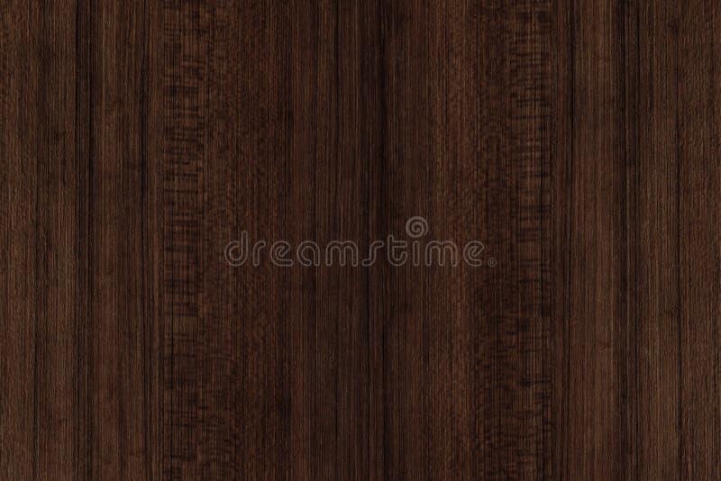 Textura de madeira do grunge de Brown a usar-se como o fundo Textura de madeira com teste padrão natural escuro foto de stock