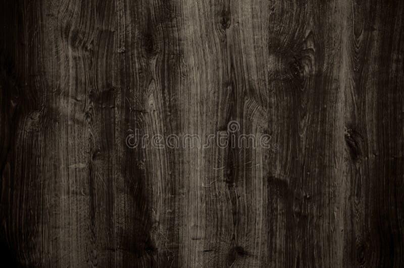 Textura de madeira do grunge de Brown foto de stock royalty free