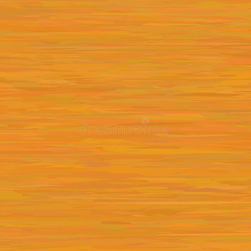 Textura de madeira do marrom de lite do vetor ilustração stock
