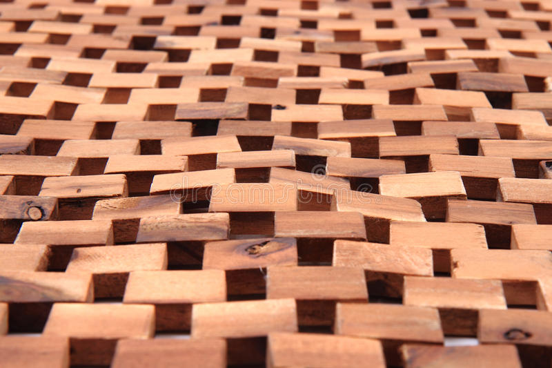 Textura de madeira dos cubos imagem de stock