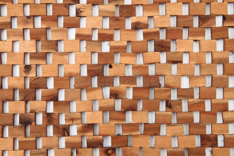 Textura de madeira dos cubos fotos de stock royalty free