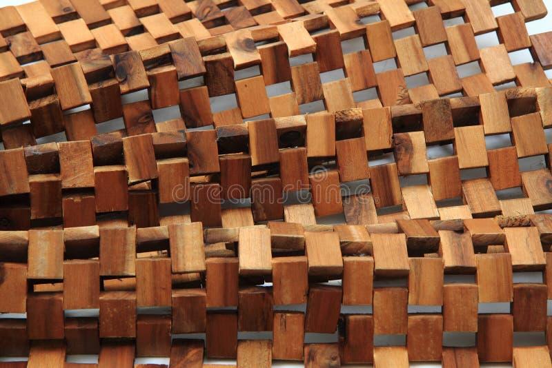 Textura de madeira dos cubos imagem de stock royalty free