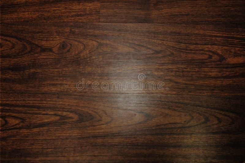 Textura de madeira escura velha da chapa da tela foto de stock