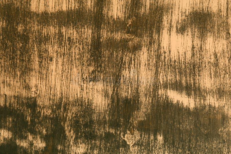 Textura de madeira natural listrada da tabela da laranja do Grunge - fundo abstrato bonito da foto ilustração royalty free
