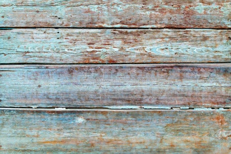 Textura de madeira Papel de parede dos painéis velhos imagens de stock