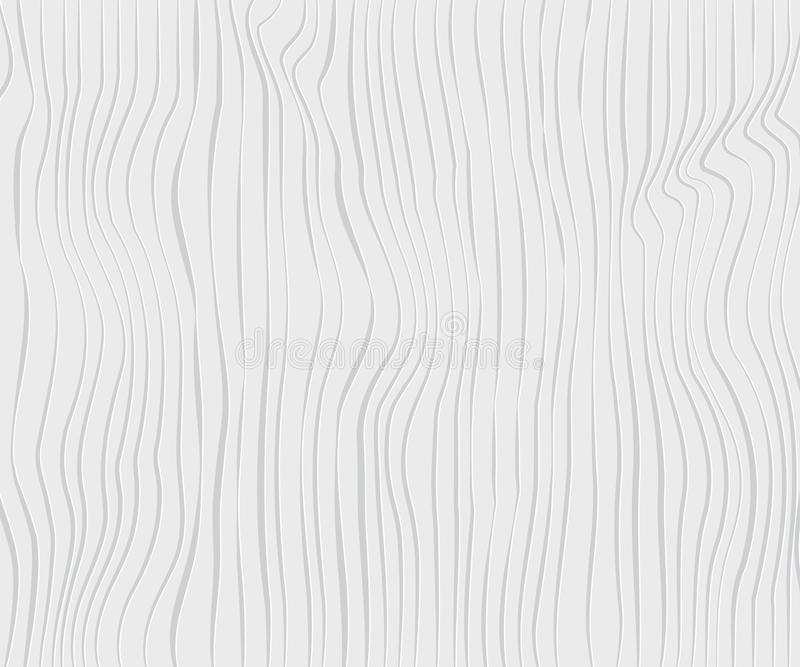 Textura de madeira para o papel da decoração ilustração do vetor