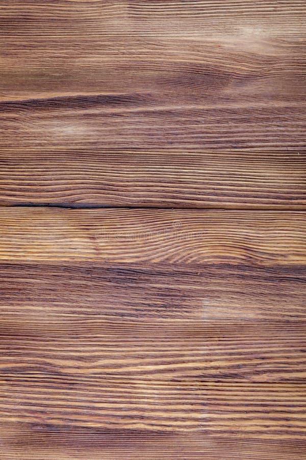 Textura de madeira preciosa Do aspecto rústico e escuro, o ocre, marrom, brindou, enegrece tons imagem de stock royalty free
