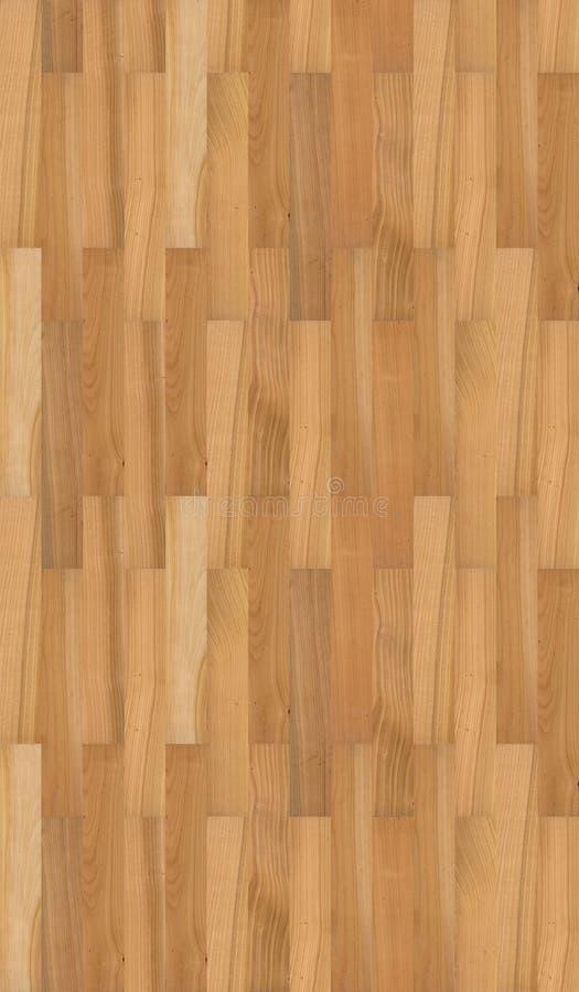 Textura de madeira sem emenda do assoalho foto de stock