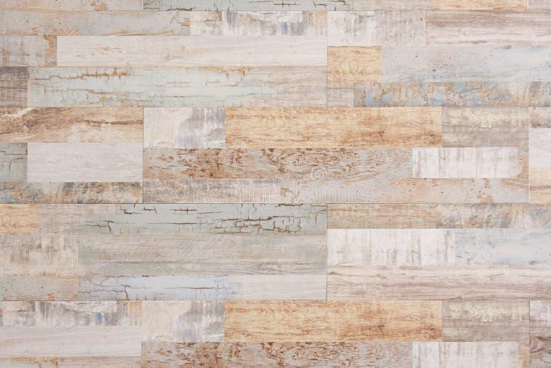 Textura de madeira sem emenda do assoalho, textura do assoalho de folhosa imagem de stock