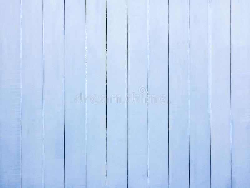 Textura de madeira A superfície da luz - fundo de madeira natural azul para o interior da decoração do projeto foto de stock