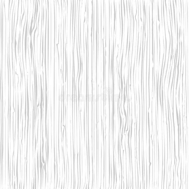 Textura de madeira Teste padrão de madeira da grão E ilustração stock