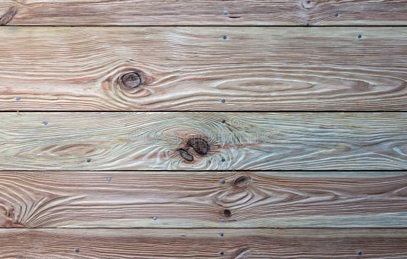 Textura de madeira velha colorida para o close-up do fundo imagem de stock royalty free