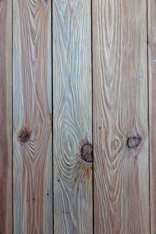 Textura de madeira velha colorida para o close-up do fundo fotografia de stock