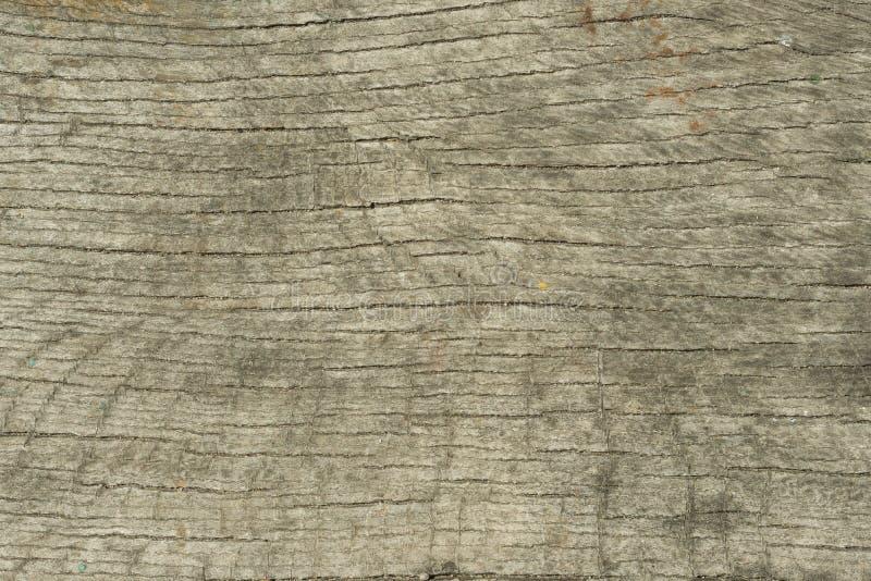 A textura de madeira velha com testes padrões naturais com cor rachada, fundo foto de stock royalty free