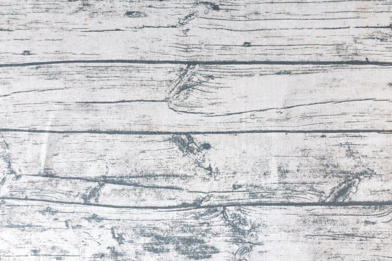 Textura de madeira velha do fundo da toalha de mesa da cópia imagem de stock royalty free