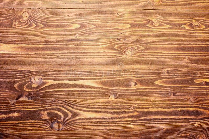 A textura de madeira velha marrom imagem de stock