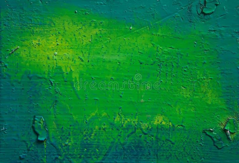 Textura de madeira verde fotografia de stock